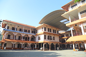 St.marys Higher secondary school